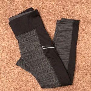 Athleta Fleece Lined Leggings